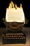 Burningtypewriter